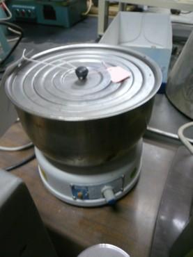 Autoclave INOX laboratorio