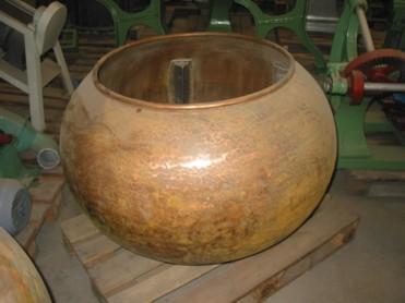 Bombo cobre